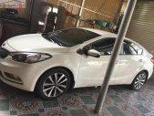 Bán Kia K3 đời 2015, số sàn, máy xăng, màu trắng, đã đi 45000 km, bao đẹp giá 455 triệu tại Hà Tĩnh