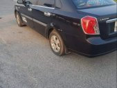 Bán Daewoo Lacetti sản xuất 2008, màu đen, giá cạnh tranh giá 180 triệu tại Thái Bình