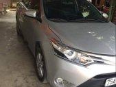 Bán xe cũ Toyota Vios G sản xuất 2014, màu bạc giá 455 triệu tại Nghệ An