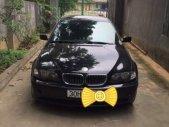 Cần bán xe BMW 3 Series 318i đời 2005, màu đen như mới giá 280 triệu tại Hà Nội