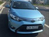Bán xe Toyota Vios phiên bản G tự động màu thiên thanh đời 2014 giá 455 triệu tại Đà Nẵng