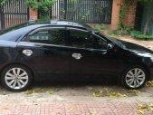 Bán Kia Forte 1.6 EX đời 2012, màu đen, số sàn giá 380 triệu tại Đắk Lắk