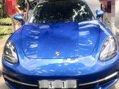 Cần bán gấp Porsche Panamera đăng ký 2017, màu xanh lam, nhập khẩu giá 6 tỷ 700 tr tại Tp.HCM