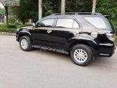 Cần bán xe Toyota Fortuner 2.5 MT đời 2015, màu đen xe gia đình, 785tr giá 785 triệu tại Ninh Bình