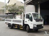 Xe tải Isuzu 2T5 thùng lửng QKR77HE4,thùng dài 4m3, trả góp 110 triệu giá 110 triệu tại Tp.HCM