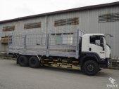 Xe tải Isuzu 14T5 thùng mui bạt - FVM34WE4, thùng dài 9m3, 1 tỉ 730 giá 1 tỷ 730 tr tại Tp.HCM