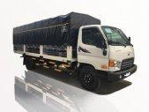 Xe tải Hyundai 6T5 thùng mui bạt HD99, thùng dài 5m,hỗ trợ vay vốn 80% giá 718 triệu tại Tp.HCM