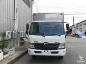 XE TAI HINO 4T5 THÙNG KÍN - XZU730L giá 733 triệu tại Tp.HCM