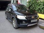 Gia đình cần bán xe Chevrolet Captiva đời 2008 số tự động màu đen giá 283 triệu tại Tp.HCM