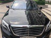 Bán Mercedes S400L đời 2015, màu đen, còn mới giá 2 tỷ 800 tr tại Tp.HCM