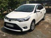 Cần bán lại xe Toyota Vios 1.5G AT năm 2018, màu trắng, xe gia đình giá 550 triệu tại Đà Nẵng