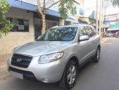 Cần bán xe Hyundai Santafe 2008 máy xăng số sàn, màu bạc biển sg giá 395 triệu tại Tp.HCM