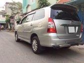 Gia đình cần bán xe Innova đời 2012 đk 2013 số sàn màu bạc giá 475 triệu tại Tp.HCM