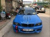 Cần bán lại xe BMW 3 Series 318i đời 2004, màu xanh lam giá 260 triệu tại Hà Nội
