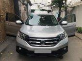 Bán Honda CRV 2015 tự động màu Bạc xe bstp chính chủ giá 795 triệu tại Tp.HCM