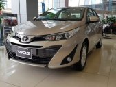 Bán Toyota Vios 2019 giám giả mạnh tiền mặt, tặng BHTV, đầu DVD, cam lùi, ghế da giá 531 triệu tại Hà Nội