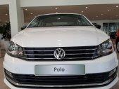 Bán Volkswagen PoLo trắng - Hỗ trợ phí trước bạ trong tháng 5 giá 699 triệu tại Tp.HCM