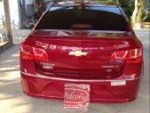 Cần bán lại xe Chevrolet Cruze MT 2017, màu đỏ chính chủ, còn như mới giá 440 triệu tại Tiền Giang