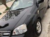 Cần bán gấp Daewoo Lacetti đời 2007, màu đen số sàn giá 180 triệu tại Phú Thọ