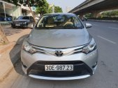 Bán xe Toyota Vios 1.5G sản xuất 2017, màu bạc giá 548 triệu tại Hà Nội