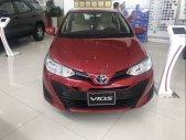 Bán Toyota Vios đời 2019, màu đỏ, giá chỉ 506 triệu giá 506 triệu tại Tp.HCM