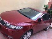 Bán Kia Cerato sản xuất năm 2010, màu đỏ giá 425 triệu tại Hà Nội