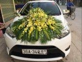 Bán Toyota Vios MT đời 2017, màu trắng, xe còn nguyên như mới giá 450 triệu tại Thanh Hóa