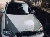 Cần bán gấp Daewoo Lanos MT sản xuất năm 2001, màu trắng, xe gia đình đang đi giá 125 triệu tại TT - Huế