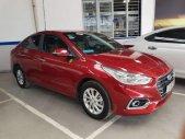 Bán ô tô cũ Hyundai Accent AT đời 2018, màu đỏ giá 530 triệu tại Tp.HCM