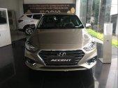 Bán ô tô Hyundai Accent 1.4AT năm 2019, màu vàng, xe nhập giá 545 triệu tại Tp.HCM