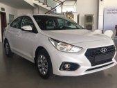 Cần bán xe Hyundai Accent năm 2019, màu trắng giá 425 triệu tại Tp.HCM