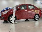 Hyundai Grand I10 Sedan AT, màu đỏ xe giao ngay, nhận xe chỉ với 140tr, hỗ trợ đăng ký grab. Lh: 0903175312 giá 415 triệu tại Tp.HCM