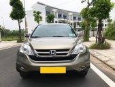 Cần bán xe Honda CRV 2010 AT bảng 2.4, màu vàng cát giá 515 triệu tại Tp.HCM