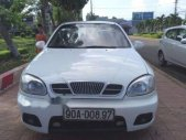 Cần bán Daewoo Lanos đời 2001, màu trắng, xe nhập, giá chỉ 55 triệu giá 55 triệu tại Gia Lai