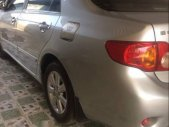 Cần bán gấp Toyota Corolla altis đời 2009, màu bạc như mới giá 420 triệu tại Tây Ninh