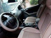 Bán xe cọp Mazda BT50 2017, số sàn, hai cầu, màu xám, gia đình dùng ít đi giá 523 triệu tại Tp.HCM