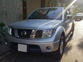 Bán Nissan Navara bạc 2012 máy dầu, hai cầu, số sàn, xe chính chủ giá 345 triệu tại Tp.HCM