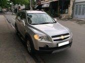 Cần bán xe Chevrolet Captiva 2007 Ltz số tự động màu bạc giá 273 triệu tại Tp.HCM