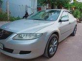 Bán xe Mazda 6 2004, màu bạc, xe nhập, giá chỉ 240 triệu giá 240 triệu tại Bình Định