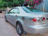 Cần bán gấp Mazda 6 năm sản xuất 2004, màu bạc, nhập khẩu giá 240 triệu tại Bình Định