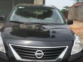 Cần bán xe Nissan Sunny 1.5 MT sản xuất 2014, màu đen, 320 triệu giá 320 triệu tại Hà Nội