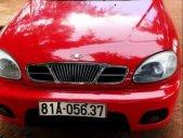 Cần bán Daewoo Lanos sản xuất năm 2000, màu đỏ giá 85 triệu tại Gia Lai