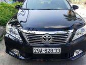 Bán Toyota Camry 2.5G AT năm 2012, màu đen  giá 728 triệu tại Thái Bình