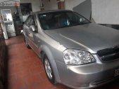 Cần bán Daewoo Lacetti EX 1.6 MT năm sản xuất 2007, màu bạc, xe còn tốt, ít hao xăng giá 175 triệu tại Bình Định