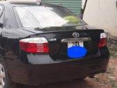 Cần bán Toyota Vios sản xuất 2007, màu đen giá 175 triệu tại Vĩnh Phúc
