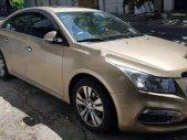 Bán xe Chevrolet Cruze 1.8  LTZ sản xuất năm 2015, màu vàng, nhập khẩu  giá 420 triệu tại Tp.HCM