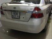 Cần bán xe Daewoo Gentra MT đời 2009, màu trắng, xe đẹp giá 168 triệu tại Đồng Nai