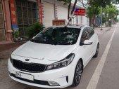Bán Kia Cerato 1.6 AT đời 2017, màu trắng, chính chủ, giá tốt giá 565 triệu tại Vĩnh Phúc