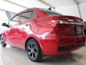 Cần bán Hyundai grand i10 đời 2017 1.2 AT, Odo: 35.000km, xe màu đỏ cực kỳ cá tính và phá cách ạ giá 395 triệu tại Tp.HCM