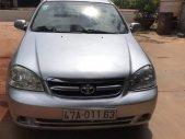 Bán xe Daewoo Lacetti sản xuất năm 2009, màu bạc giá 185 triệu tại Bình Phước